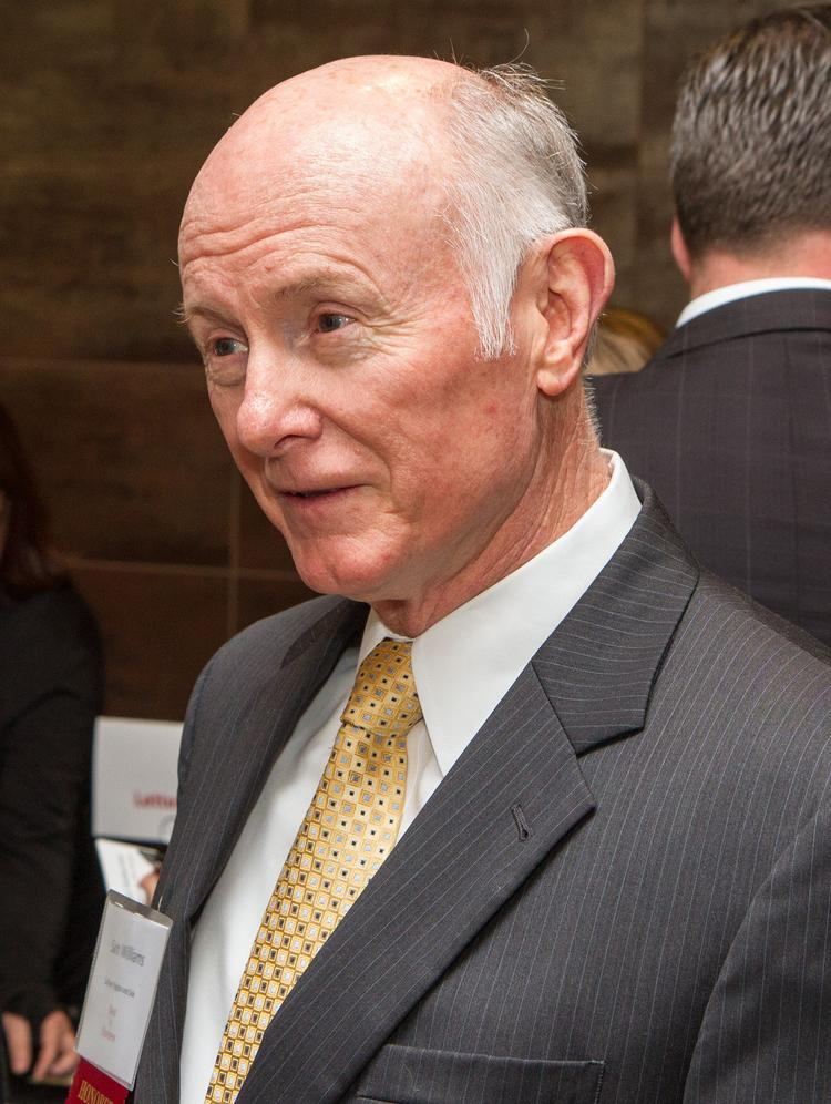 Sam Williams is retiring at the end of the month as managing partner at Sullivan Higdon & Sink.