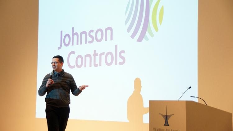 Johnson Controls was one of the participating companies in the YP Reverse Job Fair at the Milwaukee Art Museum.