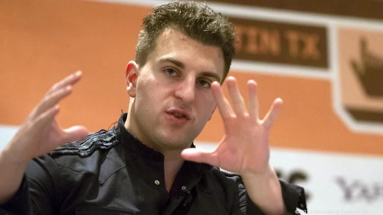 Brian Chesky, co-founder and chief executive officer of Airbnb.