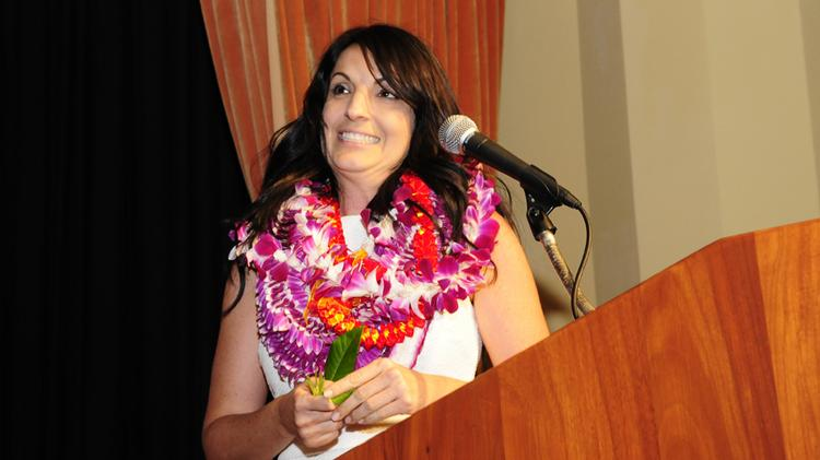 """Mariah Brown, co-owner of Da Kitchen Restaurants, was recently recognized as Pacific Business News 2014 For-Profit Businesswoman of the Year. Da Kitchen, which opened a """"summer pop-up"""" in Honolulu is now looking for another location."""