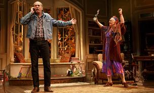 Stephen Spinella and Estelle Parsons star in The Velocity of Autumn, which marks the lead director debut for Larry Kaye, a former attorney.