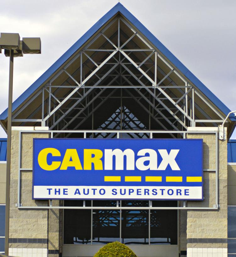 CarMax will open its second store in the region in February on Stockton Boulevard. This is an existing location elsewhere.