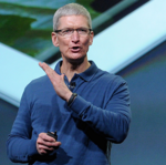 Tim Cook: Being a CEO can be lonely, but he's not looking for sympathy