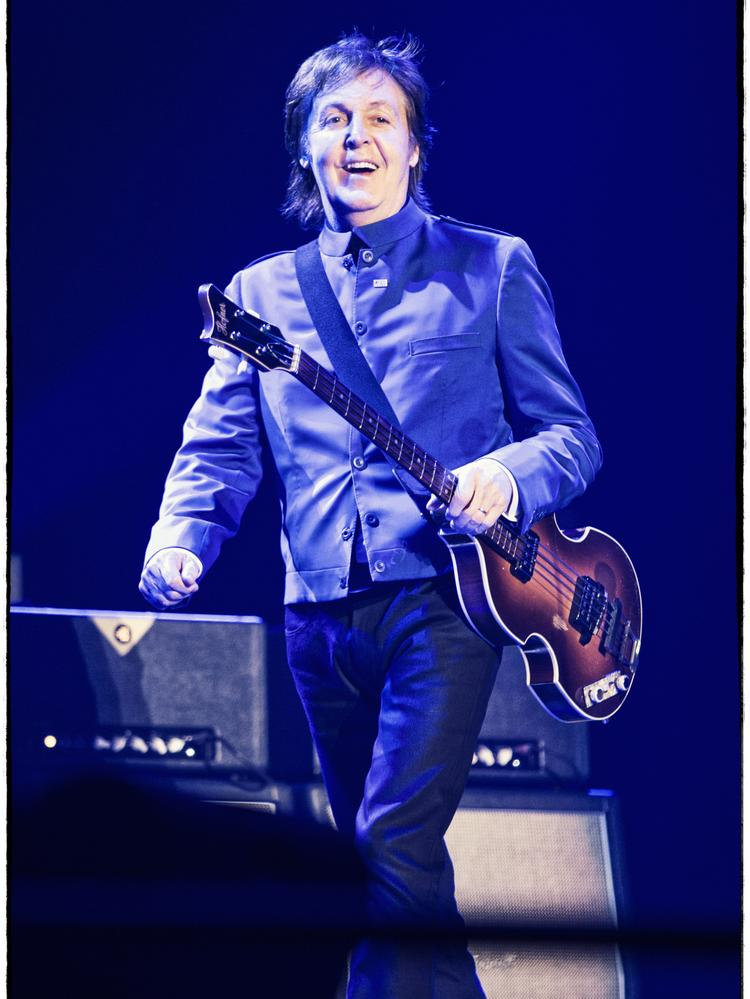 Paul McCartney Out There Tour 2014