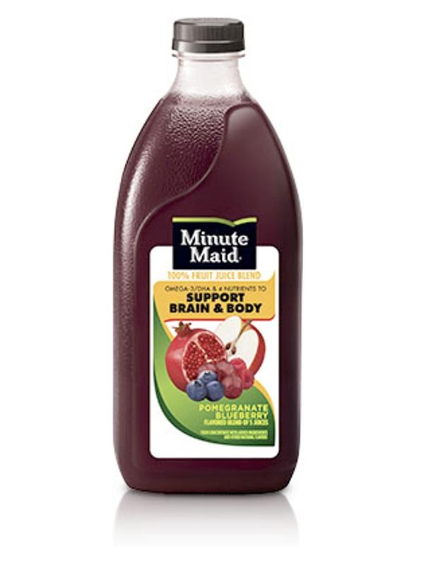 When Coca Cola's Minute Maid brand released a Pomegranate Blueberry fruit juice that was 99.4 percent apple and grape juice, that ticked the folks at Pom Wonderful LLC – who make 100 percent pomegranate juice – off enough to sue them for false advertising.