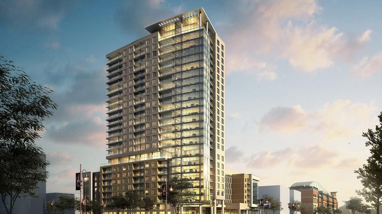 Marquette Cos. will break ground this quarter on a 364-unit, 29-story apartment building with approximately 7,700 square feet of ground floor retail space in downtown Houston.