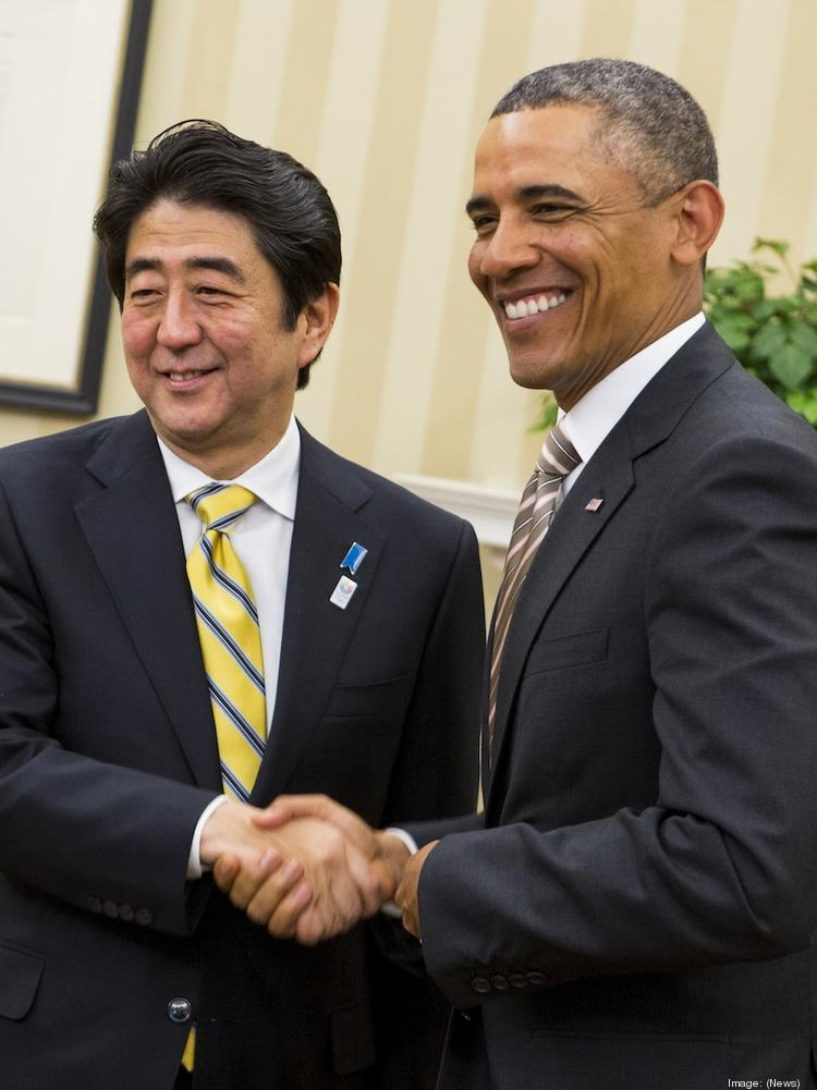 Japanese Prime Minister Shinzo Abe and President Barack Obama will try to resolve market access issues standing in the way of progress on the Trans-Pacific Partnership when the two leaders meet in Japan.