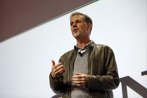 Reed Hastings, chairman, president and chief executive officer of Netflix Inc., has done a deal to bring Netflix to some cable boxes.