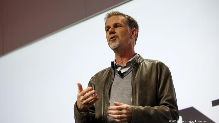 Reed Hastings, Netflix CEO, says the Comcast-Time Warner deal is bad news. But his colleagues in the tech industry are staying mum.