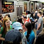 City officials turn to data scientists for insights on late-night T service