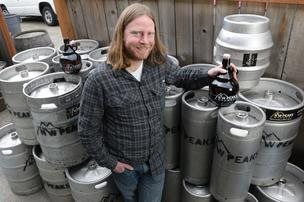 Kevin Klein founder of NW Peaks Brewery