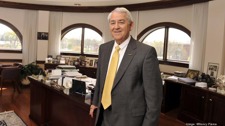 Wingate University President Jerry McGee