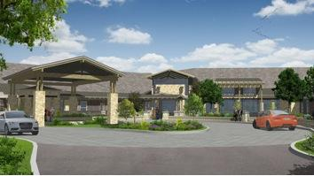 Avanti announced that it would build its new community in Towne Lake in Cypress in March. Rendering credit PRDG, Studiosix5, Cypressbrook Development Company and Oakbrook Homes.