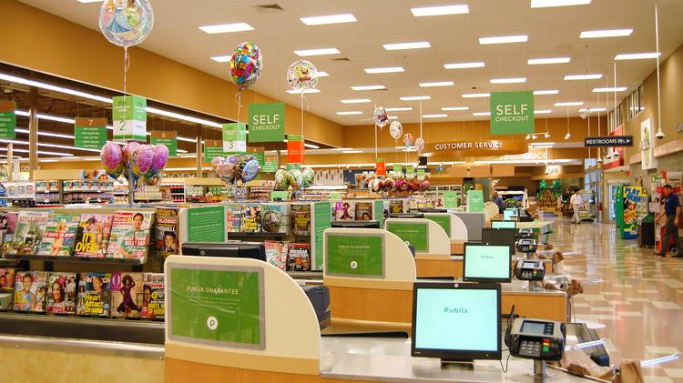 A new Publix Supermarkets Inc. store in North Carolina. One analyst says Whole Foods' first-ever nationwide marketing campaign will mean very little to Lakeland-based Publix.