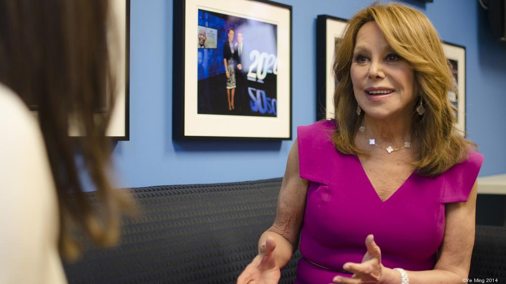Marlo Thomas: 'You can dream big, but you have to start small'