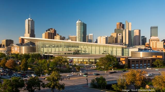 The Colorado Convention Center