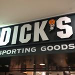 Dick's 1Q earnings up but same store sales disappoint