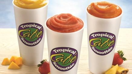 Tropical Smoothie Cafe wants to add 15 locations in the Charlotte market.