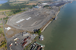 Port of Vancouver strikes oil