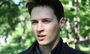 Pavel Durov, the co-founder of Russia's largest social network, VKontakte.