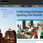 Blackstone kicks off Colorado entrepreneurs network