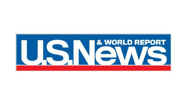 U.S. News & World Report Logo. (PRNewsFoto/U.S. News Media Group)