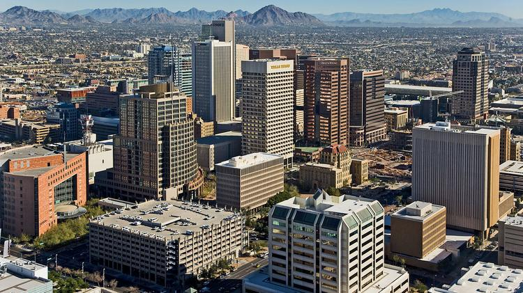 Parking in downtown Phoenix would go up under a proposal before the City Council this week.