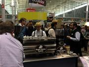 Buddy Brew at the Specialty Coffee Association of America conference in Boston.