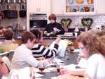 Cooking with class at Truffles & Trifles
