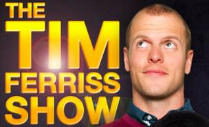 Tim Ferriss is doing the podcast thing.