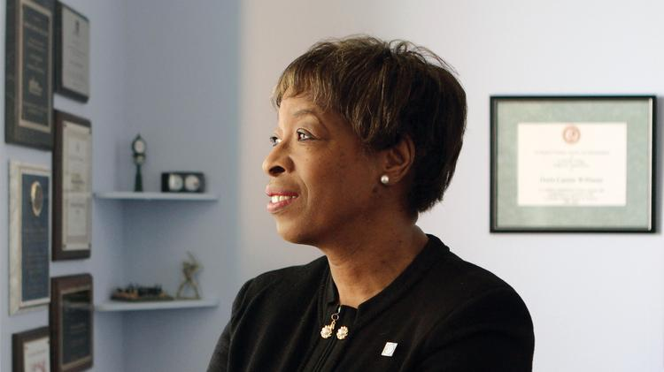 In her role as president and CEO of the African American Chamber of Commerce of Western Pennsylvania, Doris Carson Williams brings a business mentality to the nonprofit's operations.