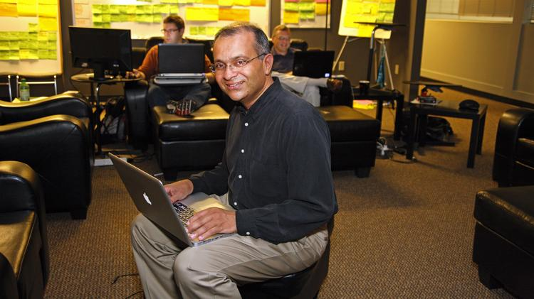 Act-On Software and its CEO Raghu Raghavan collected the region's largest funding round in at least 10 years. The round was just a little higher than the $40 million that Puppet Labs nabbed this week.