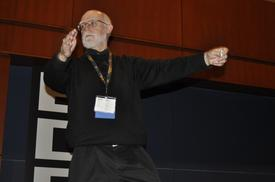 Gaming wizard behind<em>The Elder Scrolls</em>Ken Rolston advises (and dances for) entrepreneurs