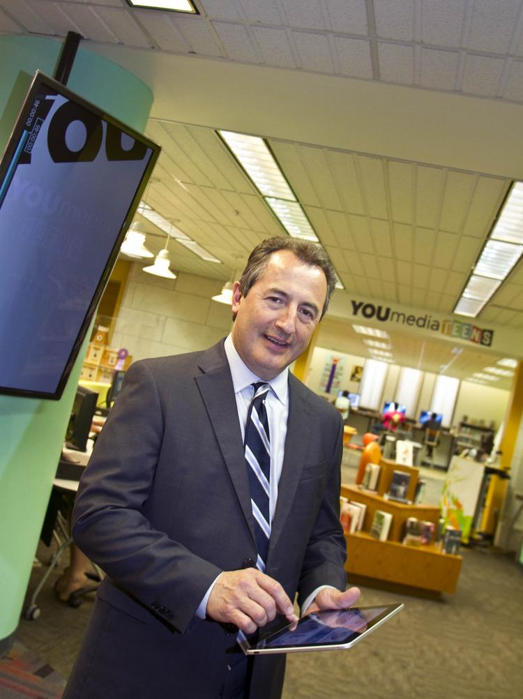 Patrick Losinski approached Experience Columbus a few years ago to launch an effort to lure the IFLA convention in 2016.