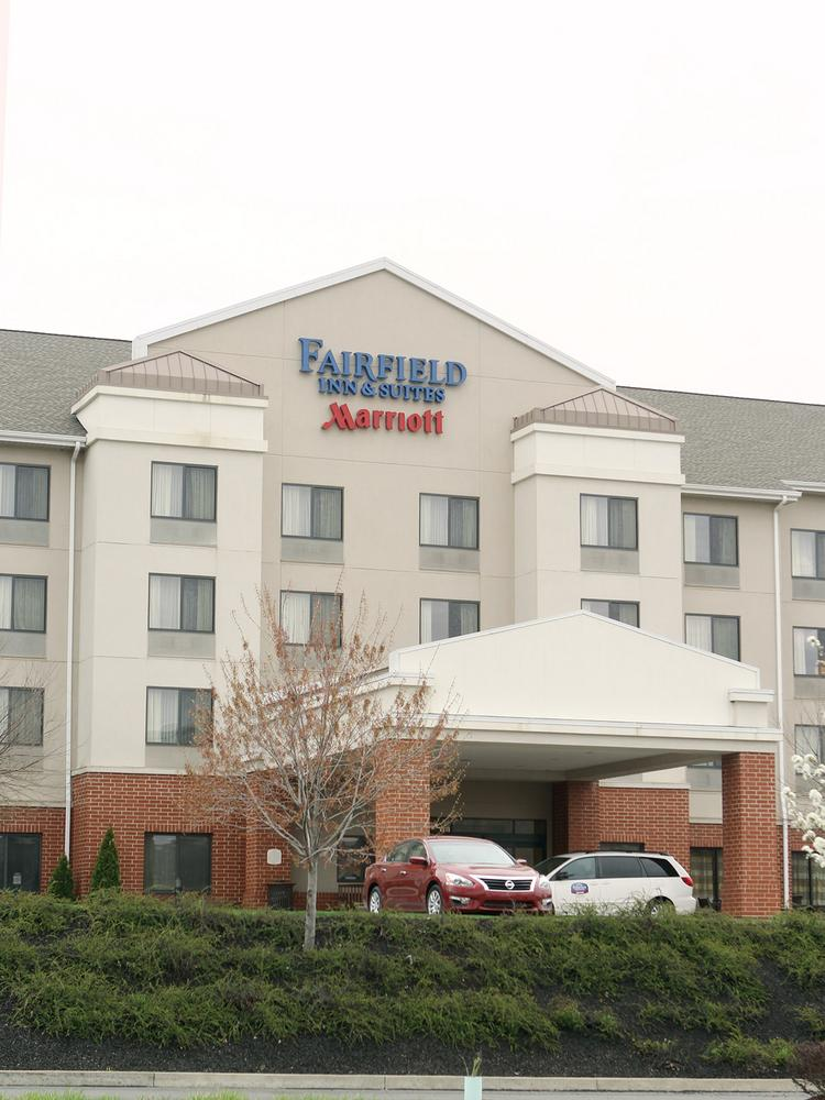 The Marriott Fairfield Inn & Suites located on Neville Island.