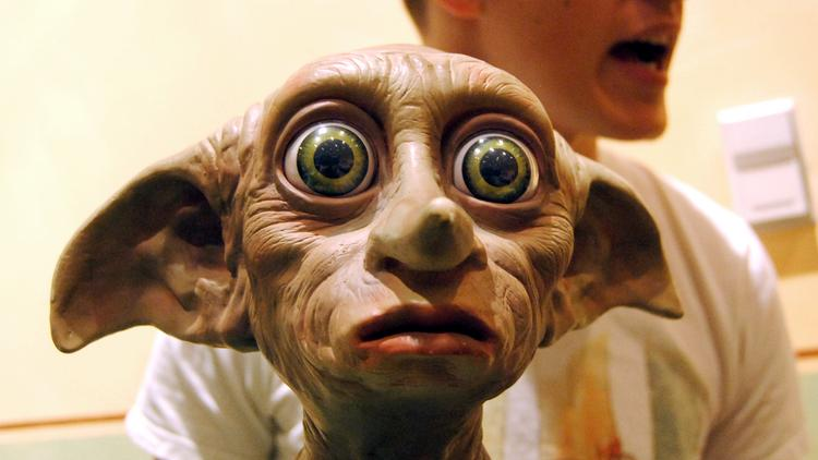 Dobby has seen what's coming to Harry Potter-Diagon Alley's main attraction, and you will, too. Soon.