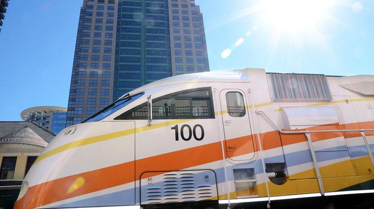 SunRail officially begins operation on May 1.