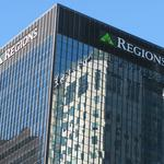 Regions adds employees, but plans more branch closures