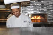 Justin Feliciano, one of the chefs at Tala American Bistro,