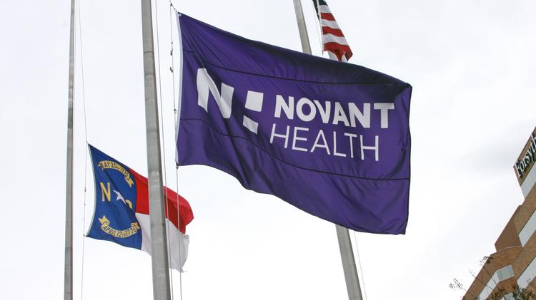 Novant Health on Monday reported net income of $273 million for 2013, roughly on par with its income the year before.