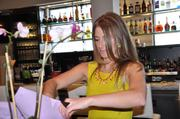 Kate Charles, assistant manager at Tala American Bistro in Latham.