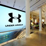 Under Armour is opening its first NYC store today