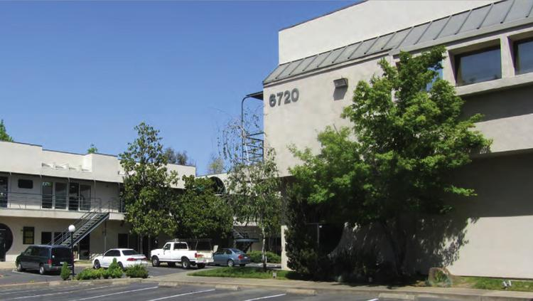 Ethan Conrad of Ethan Conrad Properties recently purchased four buildings at 6720-6728 Fair Oaks Blvd.