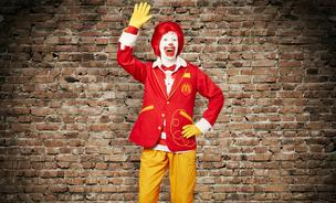 McDonald's is rolling out a new look for its brand ambassador Ronald McDonald.