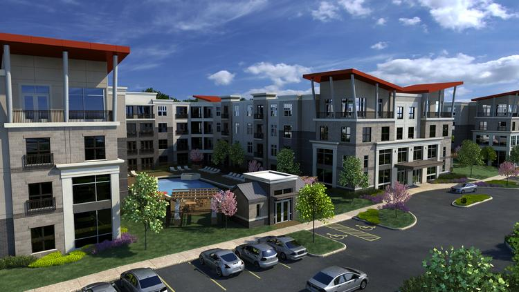 ILoft at Legacy Pointe was a proposed 185-unit, $30 million apartment development on about seven acres along Reed Hartman Highway. It was denied zoning changes by Blue Ash City Council on Thursday.