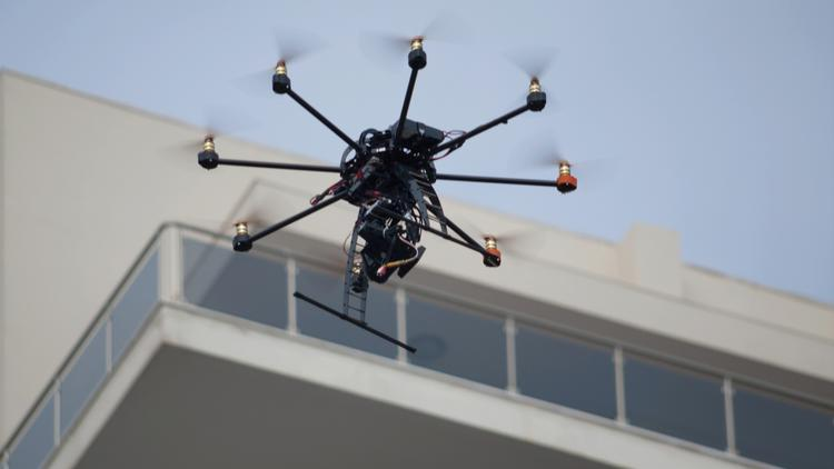Soon, drones could be flying in Raleigh.
