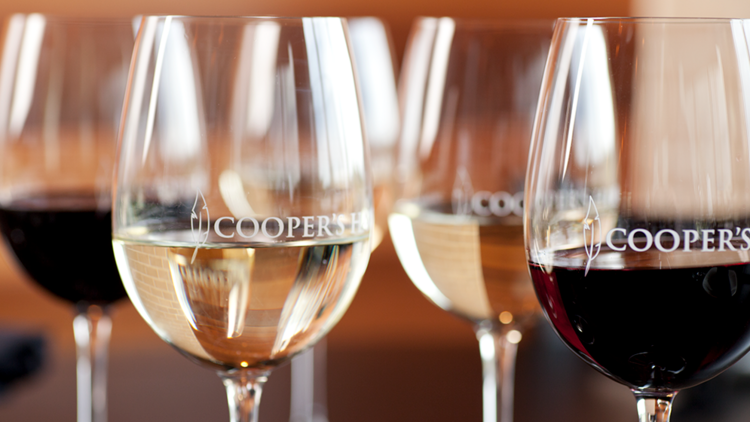 Cooper's Hawk is looking to bring its exclusive wines to the St. Johns Town Center.