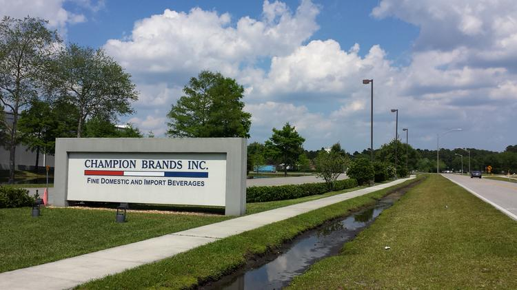 The city's first public-access CNG station will be set up near Champion Brands Inc.'s facility on Florida Mining Drive.