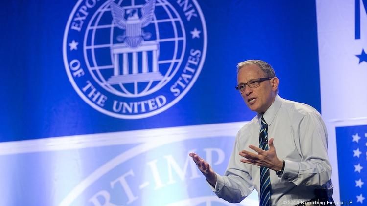 Fred Hochberg, chairman and president of the U.S. Export-Import Bank, is fighting for his export financing agency's life in Congress.