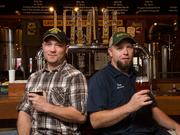 At River City Brewing, 150 N. Mosley in Wichita, owner Chris Arnold and brewer Dan Norton have seen growing interest in their beer over the years. The brewpub was founded in 1993 and has 16 beers on tap.